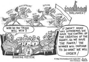 Parlamentní demokracie obrazem
