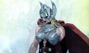 Černý panter představuje … černocha A Wonder Woman představuje… ženu. A proto Thor je zcela logicky... žena.