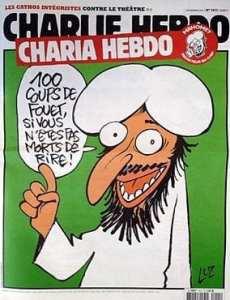 Charlie Hebdo: Sto ran bičem jestli nezemřete smíchy...