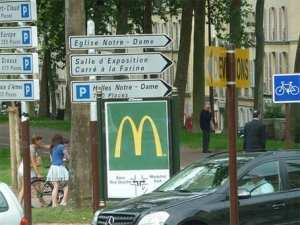 McDonalds France