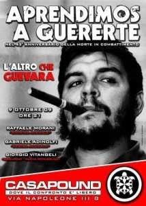 CasaPound Che Guevara