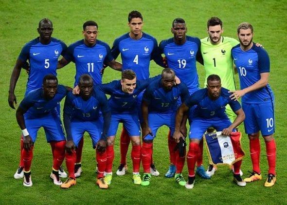 Francie Fotbal