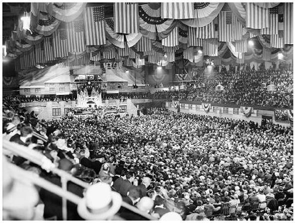 Charles Lindbergh America First Commitee