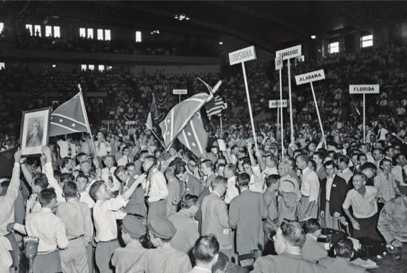 States' Rights Democratic Party - Dixiecrats