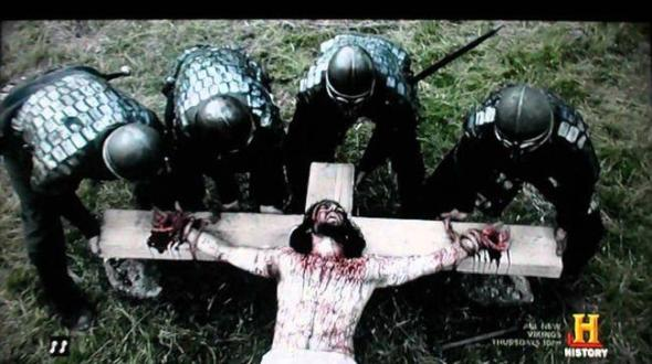 Christians didn't use crucifixion as punishment