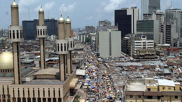 Lagos Nigérie