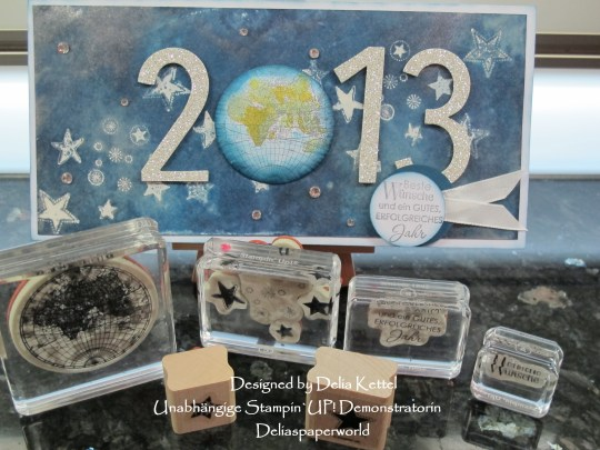 "Happy New Year 2013 ""Stardust"""