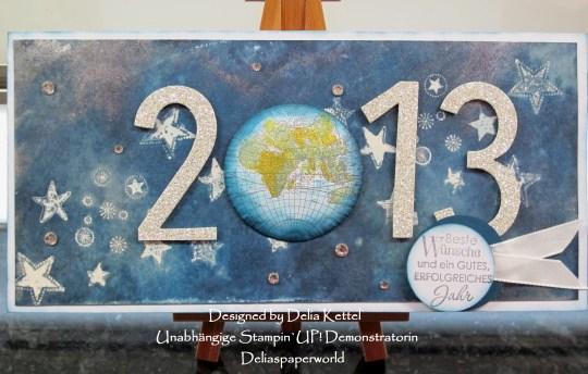 "Happy New Year 2013 ""Stardust"""