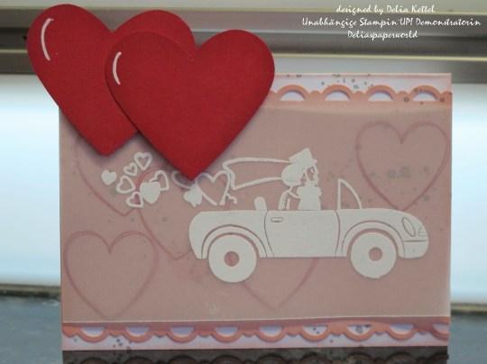 Tischkarte Hochzeit