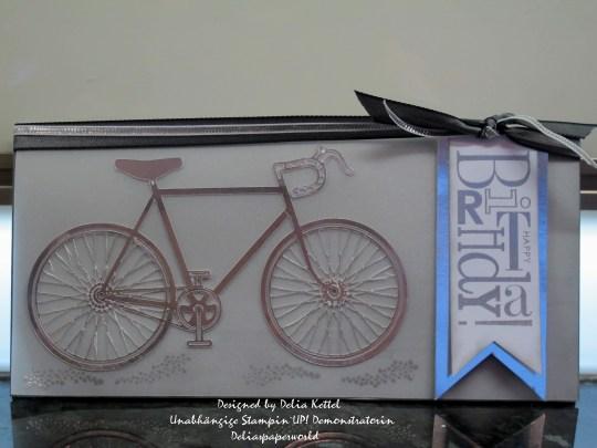 Fahrradgutscheinkarte