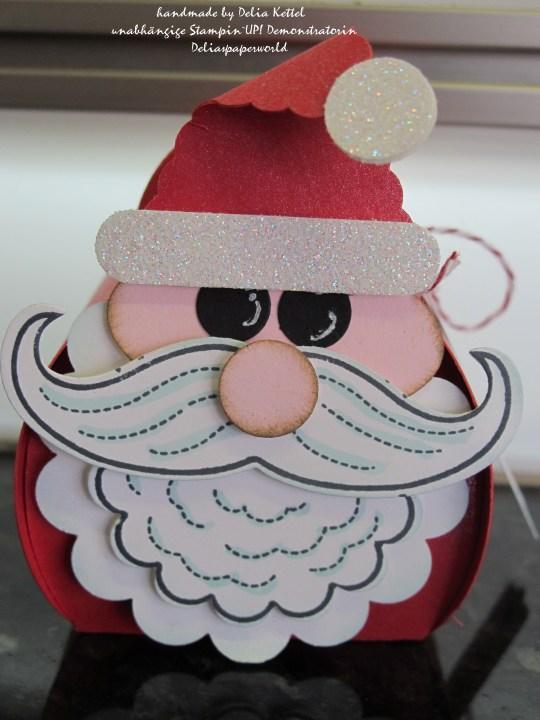 Santa Curvy Keepsake 2