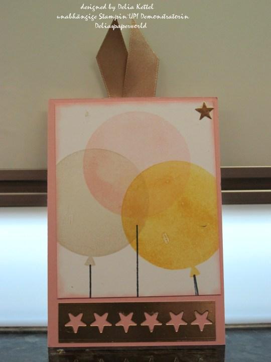 Tüte und Ballons 11
