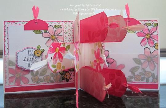 Mini Album Englischer Garten 1