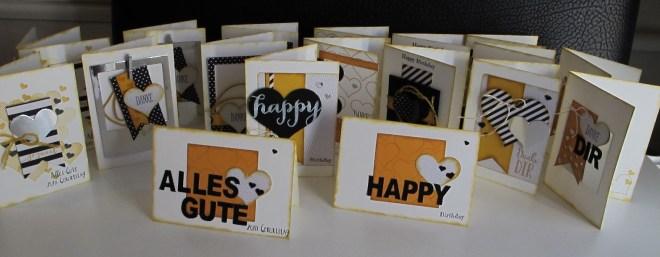 So viele Karten  Das Leben lacht 1