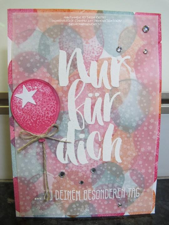 Blumen für dich 1 Delia Kettel
