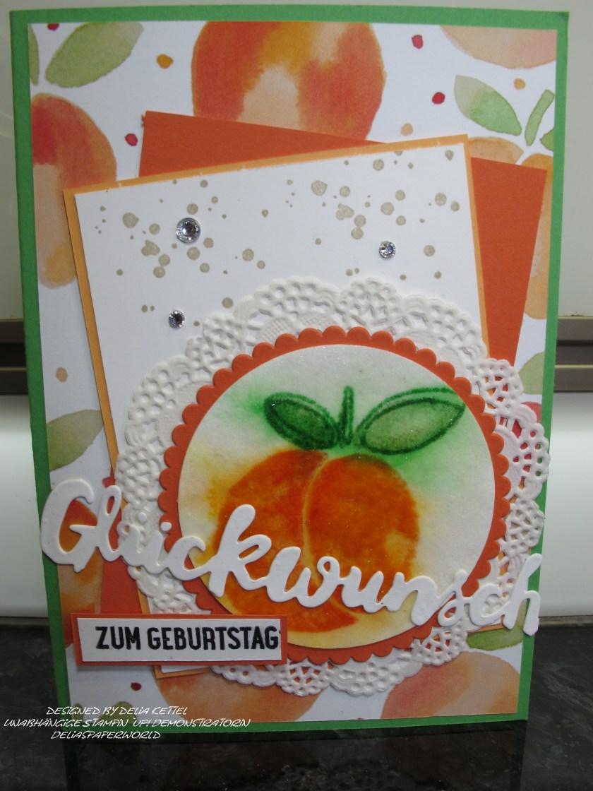 Orangenhauttechnick