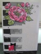 Geburtstagsblumen 2 by Delia Kettel