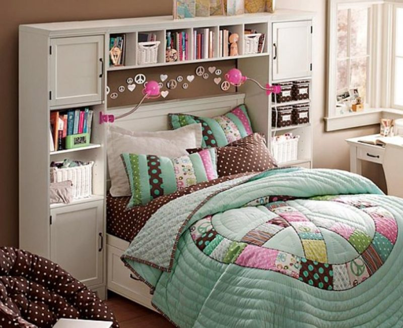 Decorating Teenage Bedroom & 31 Cool Bedroom Ideas to Light Up Your World