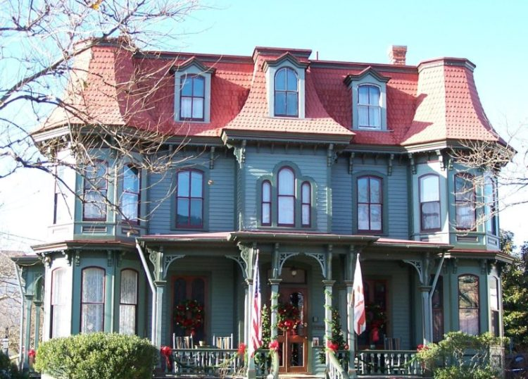 Cape May Victorian architecture