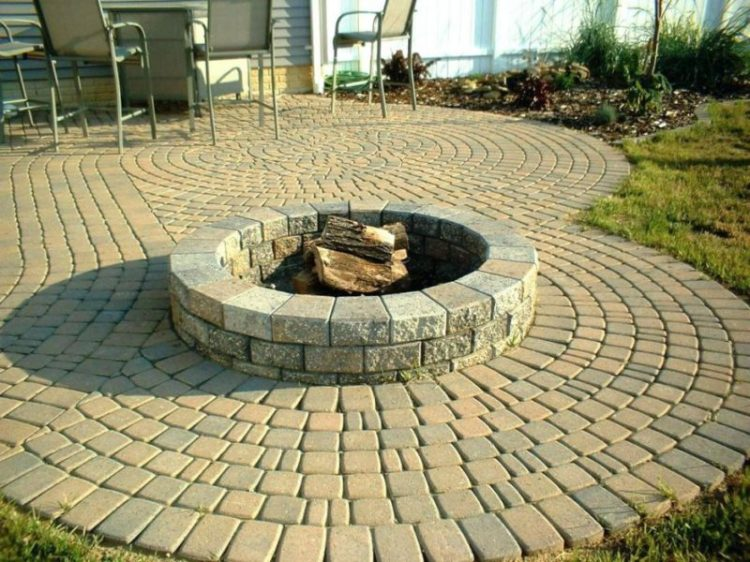 Cinder Block Fire Pit Design Ideas and Tips How to Build It