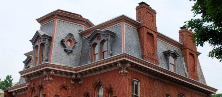 Retro roof style