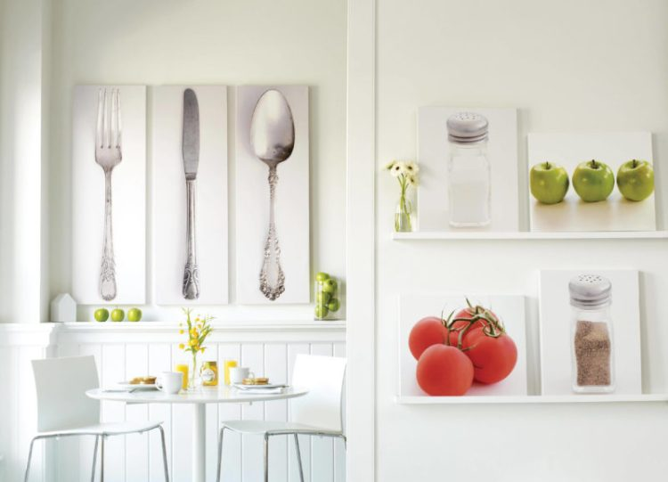 Wall Ideas For Kitchens