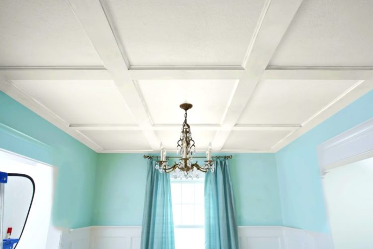Ceiling paint cost