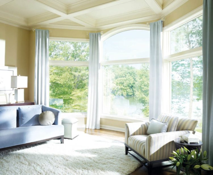 Curtain ideas for your home