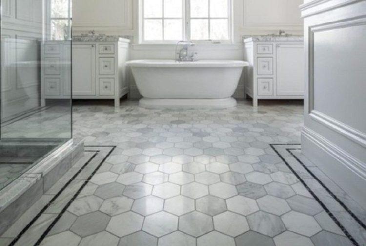 Tile floor bathroom ideas