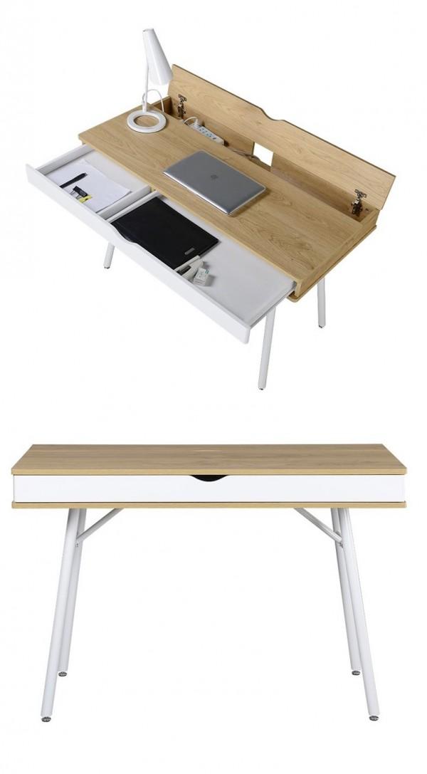 Extra Storage Desk