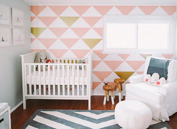 Baby Girls Room Design