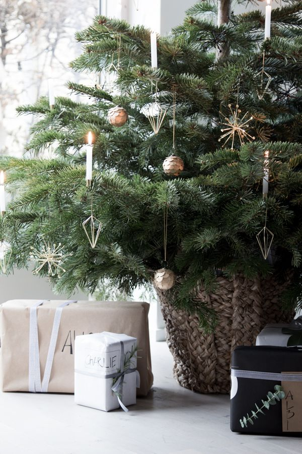 Opt for Modern Ornaments