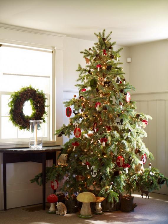 Home Decor Christmas Trees