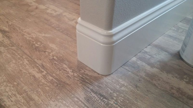 Popular Baseboard Style, Type, and Profile