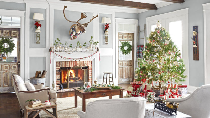 Christmas Home Decor.36 Christmas Home Decor Ideas For Your Beautiful Home