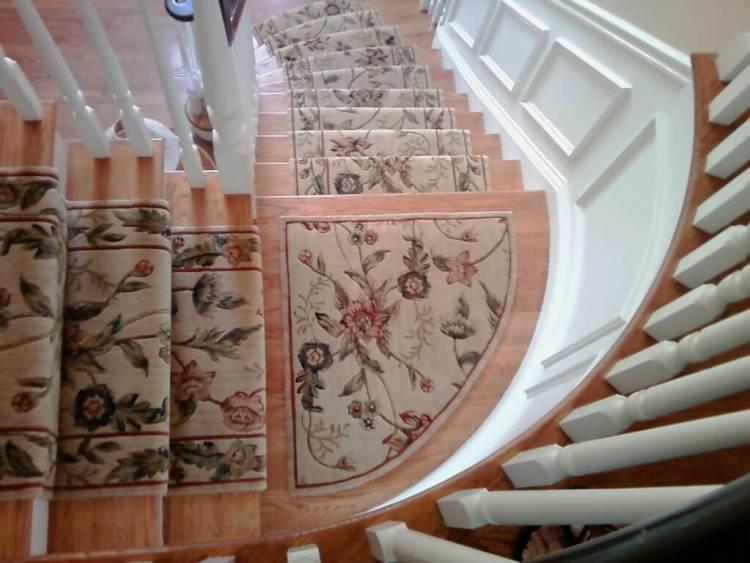 Nourison custom stair