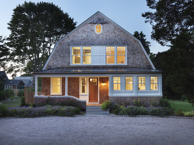 gambrel roof