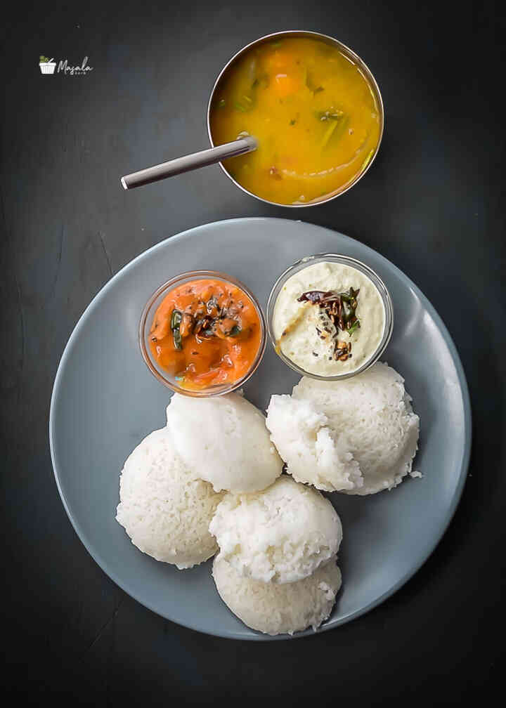 idli - foods that start with i
