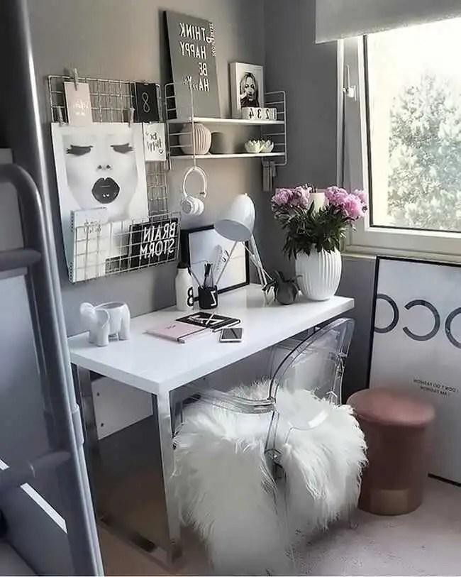 beautiful makeup room ideas