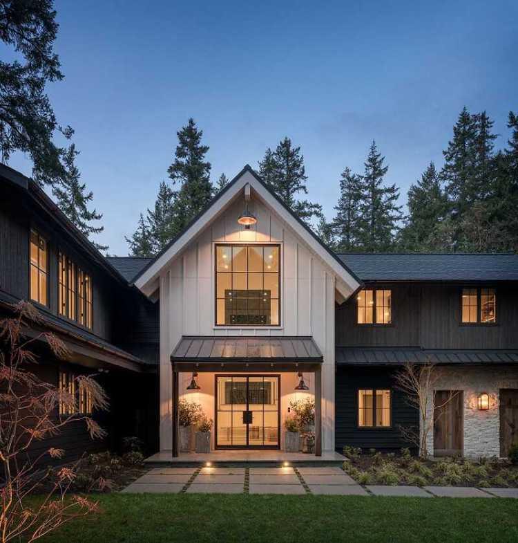 Best gable roof ideas