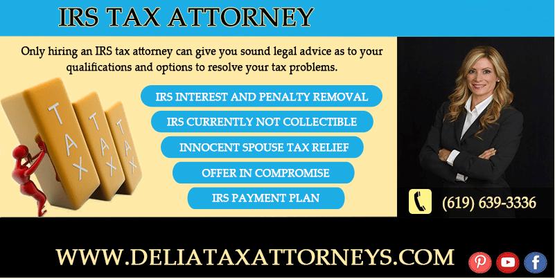 Irs Tax Lawyer Sango