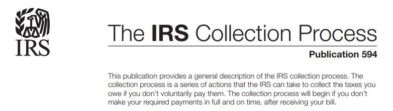 IRS TAX LIEN