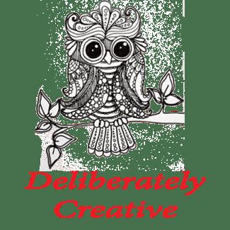 Deliberately Creative Owl Logo