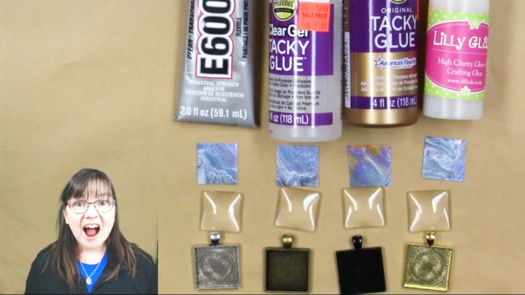 4 different types of glue in packaging