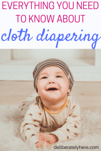 What You Need to Know Before Choosing to Cloth Diaper