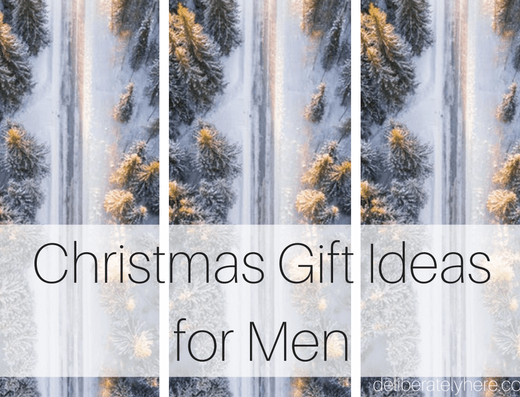 Christmas gift ideas for men, Christmas shopping, presents