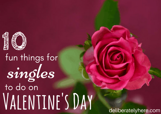 The Singles Guide To Surviving Valentineu0027s Day