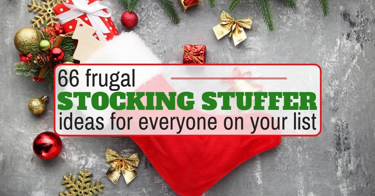66 Cheap Stocking Stuffers For Everyone on Your List