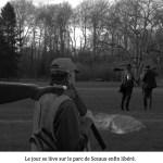 Fin de traque au Parc de Sceaux