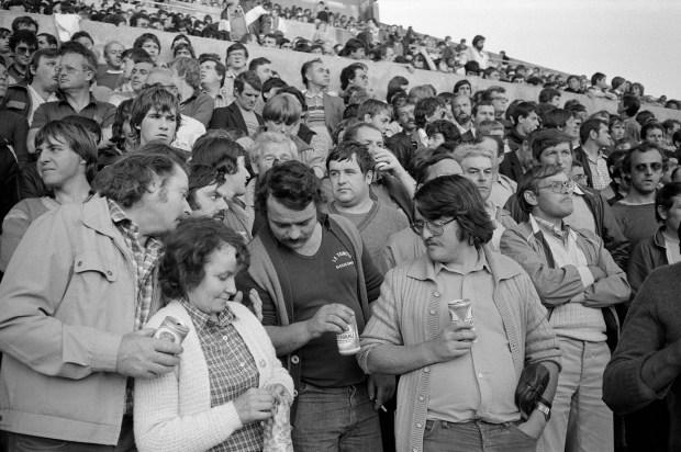 Brest 1982 - photo © Gilles Walusinski